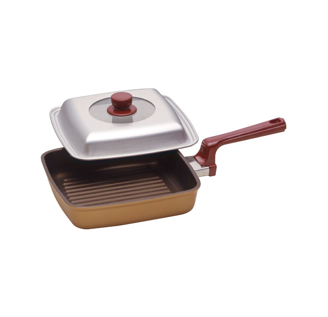 魚焼きグリルパン