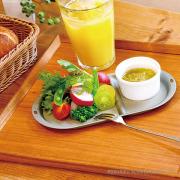 トリートレイ オーバル 朝食